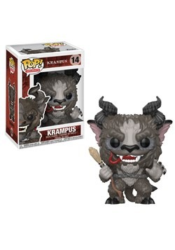 Pop! Holiday: Krampus w/Chase