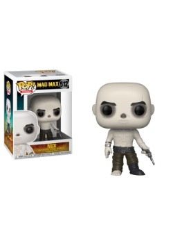 Pop! Movies: Mad Max Fury Road- Nux Shirtless