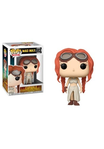 Pop! Movies: Mad Max Fury Road- Capable