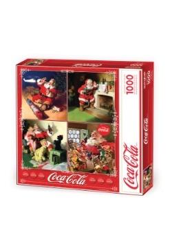 Coca-Cola Special Magic 1000 pc Puzzle
