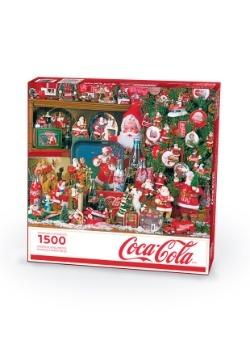 Coca-Cola Christmas 1500 pc Puzzle