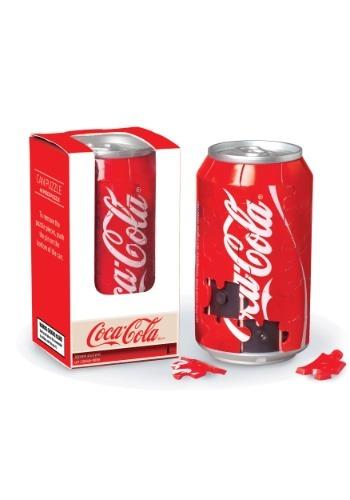 Coca-Cola 3-D Can 40pc Puzzle