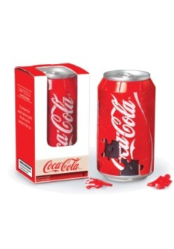 Coca-Cola 3-D Can 40pc Puzzle
