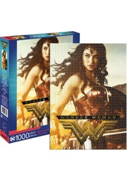 Wonder Woman Movie Gradient 1000 Pc Puzzle