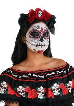 Flower Headband Day of the Dead