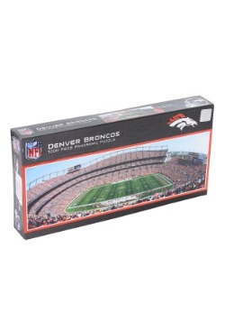 Denver Broncos Stadium Jigsaw Puzzle