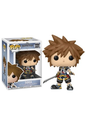 Pop! Disney Kingdom Hearts Sora