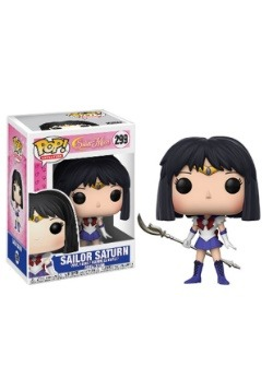 POP! Anime: Sailor Moon - Sailor Saturn Vinyl Figure