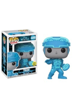 Pop! Movies Tron - Tron w/ CHASE