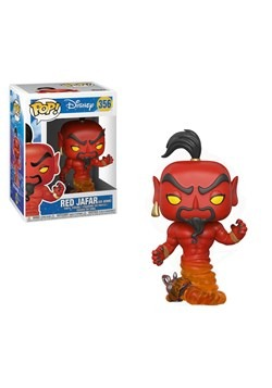 Pop! Disney: Aladdin- Jafar (red)