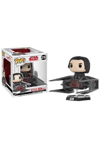 Pop! Deluxe: Star Wars: The Last Jedi- Kylo in TIE
