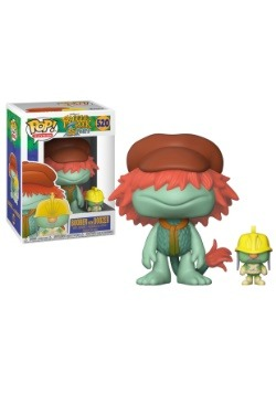 Pop! TV: Fraggle Rock- Boober w/ Doozer