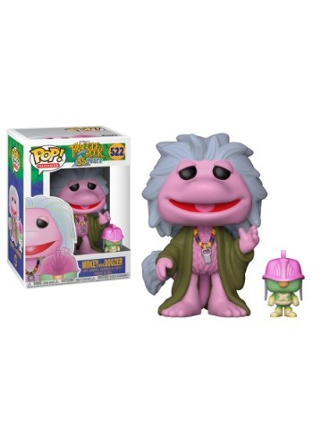 Pop! TV: Fraggle Rock- Mokey w/ Doozer