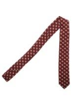 Flash Micro Print Neck Tie