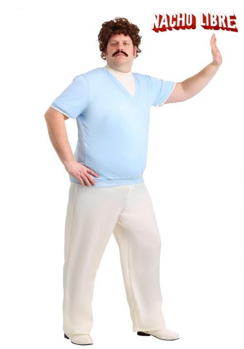 Adult Nacho Libre Leisure Costume1