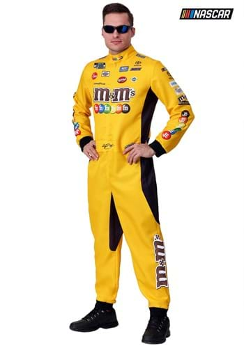 NASCAR Kyle Busch Plus Uniform Costume