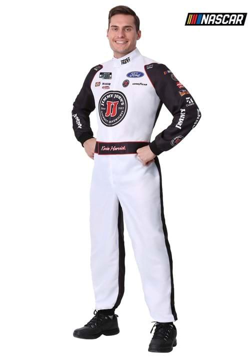 Adult #4 Kevin Harvick(R) Jimmy John's Uniform Costume