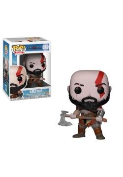 Pop! Games: God of War Kratos w/ axe