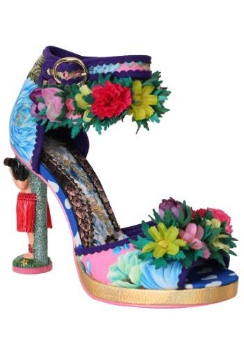 Irregular Choice Hono Lulu Hula Girl Heels