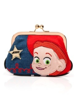 Irregular Choice Toy Story Yeehaw Jesse Clutch Purse