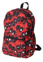 Deadpool Expressions All- Over Print Backpack