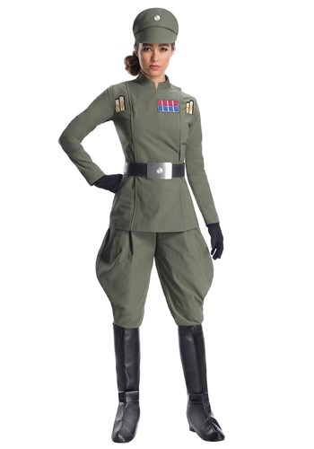 Premium Women's Imperial Officer Costume