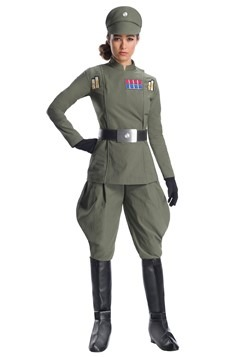 Premium Women's Imperial Officer Costume