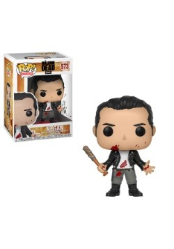 Pop! The Walking Dead Bloody Negan