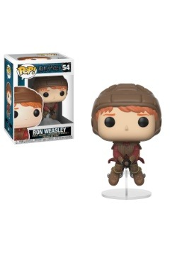 Pop! Harry Potter: Quidditch Ron Weasley on Broom