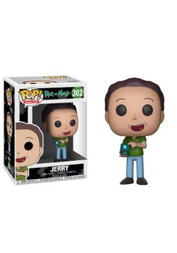 Pop! Rick and Morty Jerry Vinyl Figure
