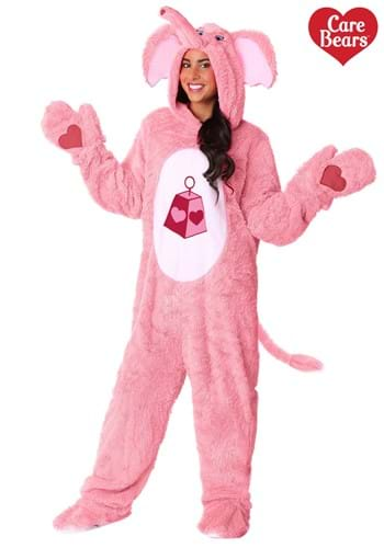 Care Bears & Cousins Adult Lotsa Heart Elephant Costume