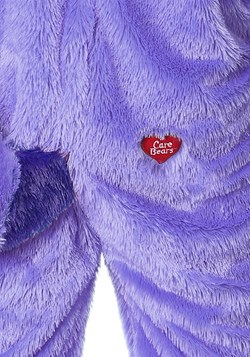Care Bears & Cousins Adult Bright Heart Raccoon Costume Back