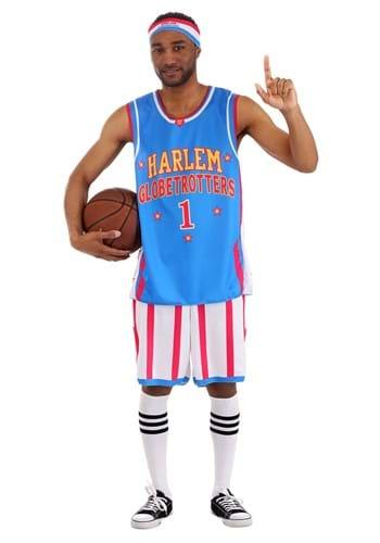 Harlem Globetrotters Men's Uniform Costume