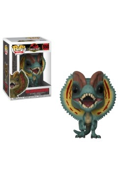 Pop! Movies: Jurassic Park Dilophosaurus