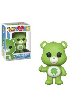 Pop! Animation: Care Bears- Good Luck Bear w/ chase
