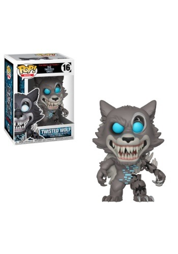 Pop! Books: Five Nights at Freddy's Twisted Wolf Figure