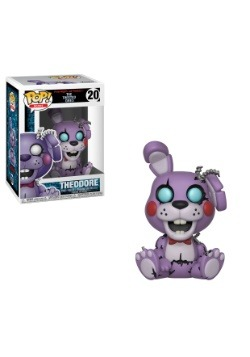 Pop! Books: Five Nights at Freddy's Theodore Figure