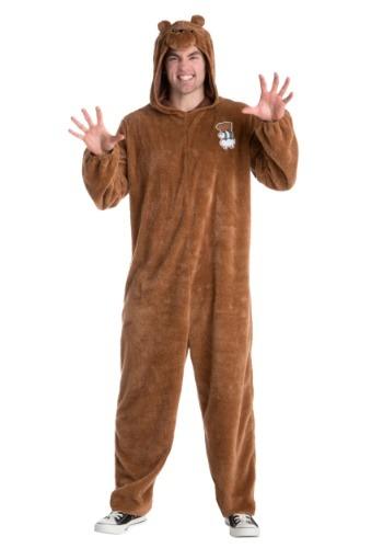 Men's We Bear Bears Grizz Bear Costume
