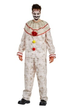 American Horror Story Twisty the Clown Men's Costume