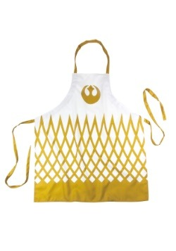 Star Wars Neon Planet Rebel Apron & Oven Mitt Set