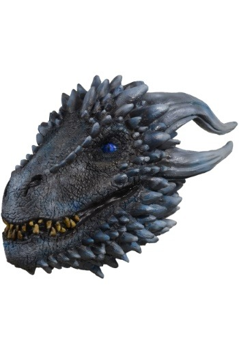 Game of Thrones White Walker Dragon Mask