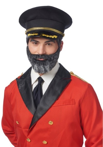 Captain Obvious Mustache & Beard