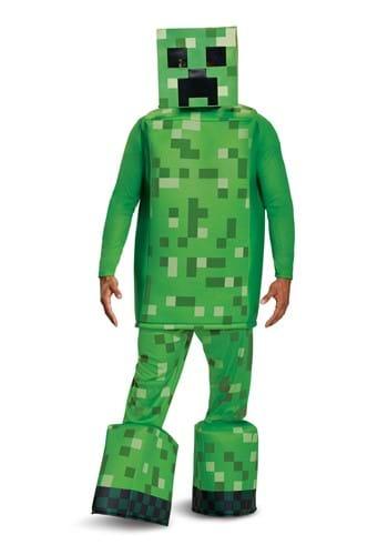 Prestige Minecraft Adult Creeper Costume