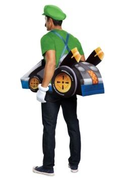 Super Mario Kart Luigi Ride In 2