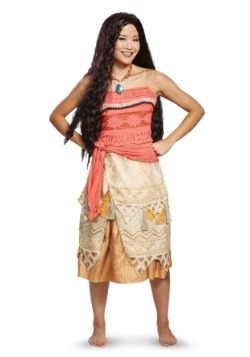 Disney Womens Moana Costume
