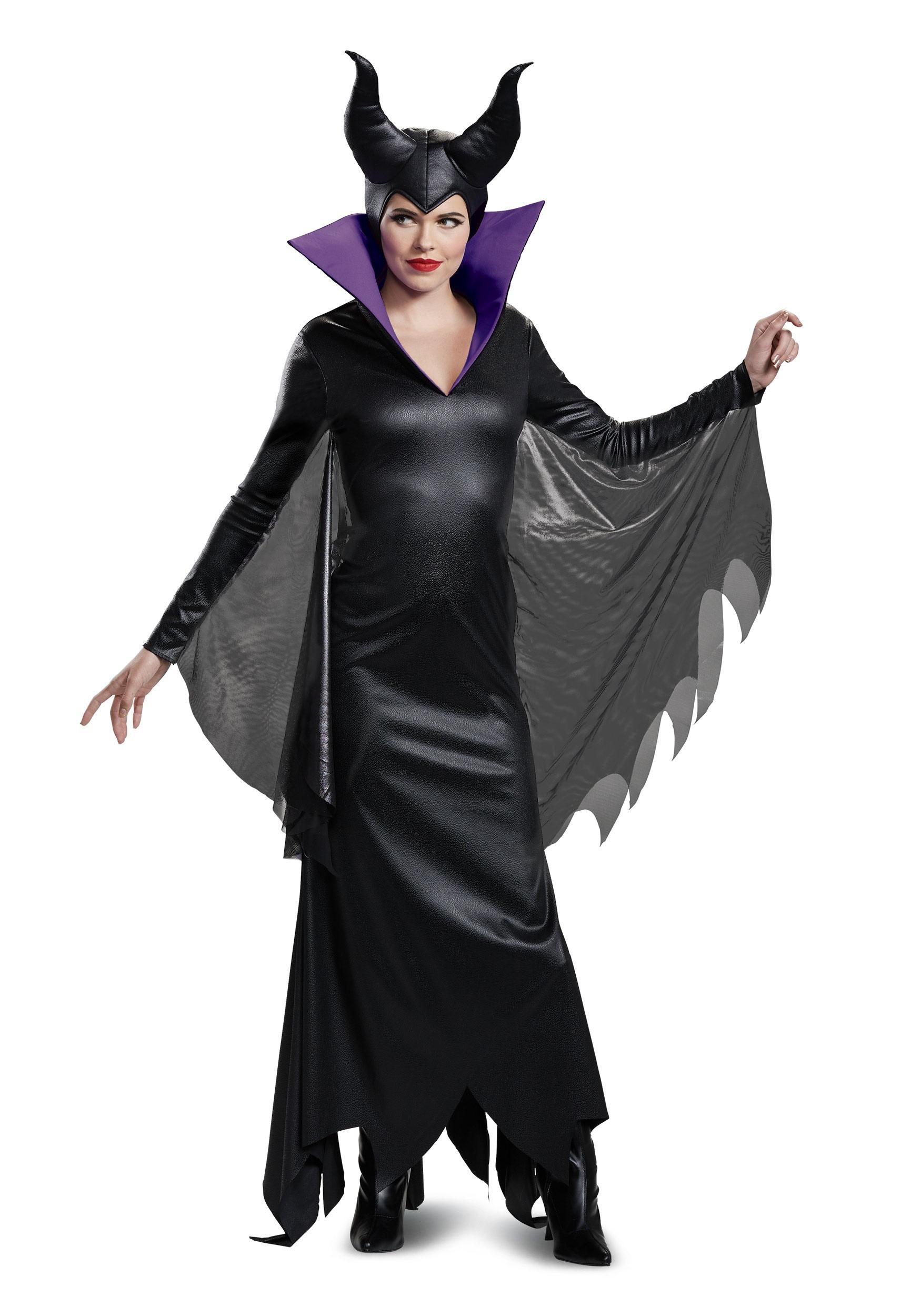 Women S Deluxe Maleficent Costume