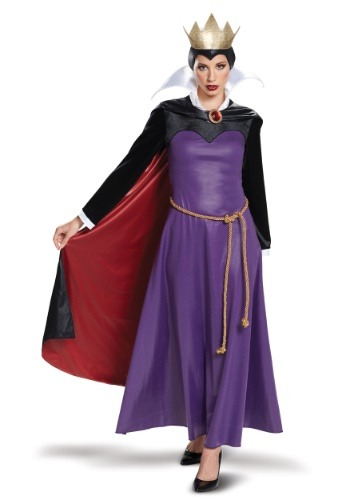 Women's Deluxe Evil Queen Costume