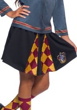 Harry Potter Child Gryffindor Skirt