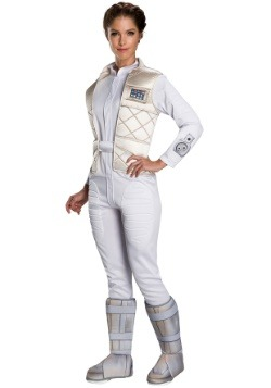 Women's Hoth Leia Costume
