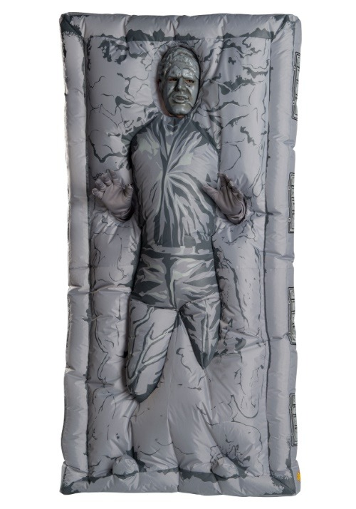 Adult Inflatable Han Solo Carbonite Costume